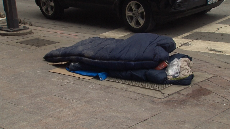 Homelessness state of emergency