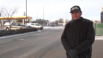 An Indigenous man from Winnipeg is speaking out after he was wrongly identified as a shoplifter and kicked out of a city supermarket. (Source: Josh Crabb/ CTV News Winnipeg)