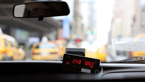 Long before COVID-19, Toronto's taxi industry had been struggling to cope with skyrocketing insurance premiums and the rise of ride-sharing apps. But as the pandemic worsens in the city, a growing number of drivers are parking their vehicles for good. (Shutterstock)
