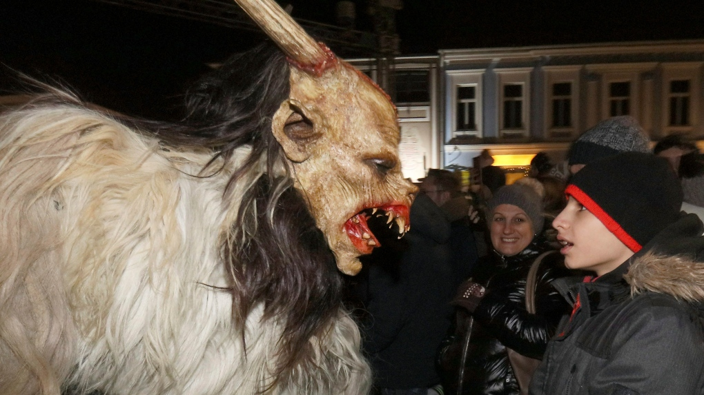 Scary Christmas: A look at the world's most unusual, creepy and odd holiday traditions