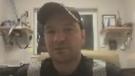 Site manager for Mowi Fish Farms John Ilett