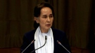 CTV National News: Suu Kyi defends Myanmar