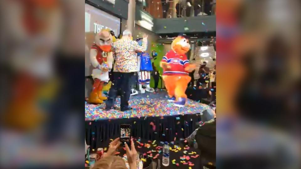 Youppi! Mascot Hall of Fame