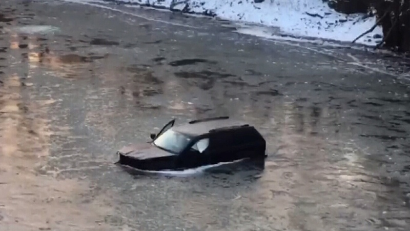 'Siri' helps rescue man from icy Iowa river