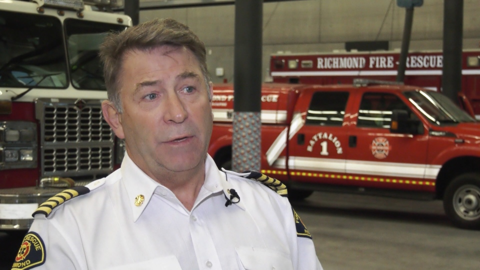 Chief Tim Wilkinson said the fire department aims to create a safe environment for its employees.