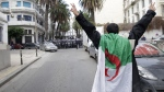 In the Algerian capital Algiers on Dec. 12, 2019. (AP)