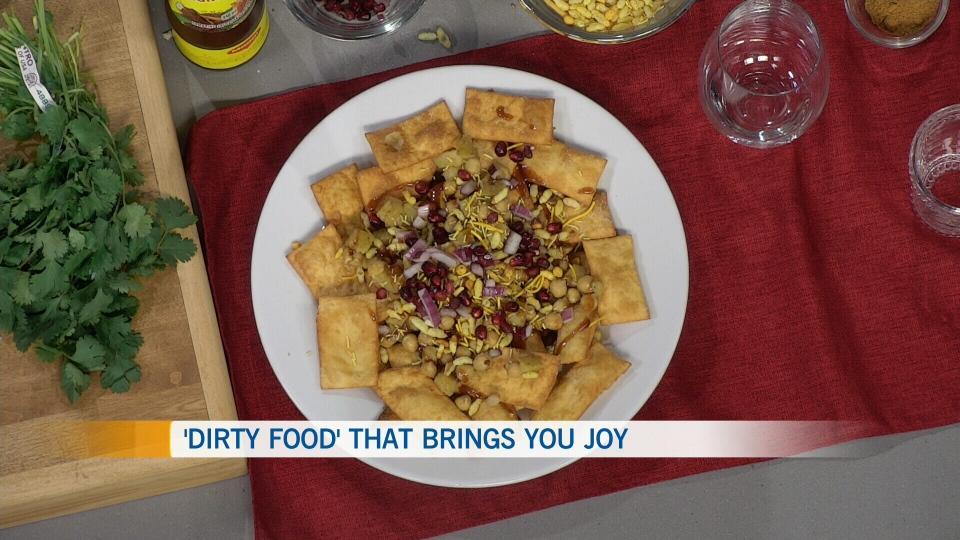 'Dirty Food' Julie Van Rosendaal