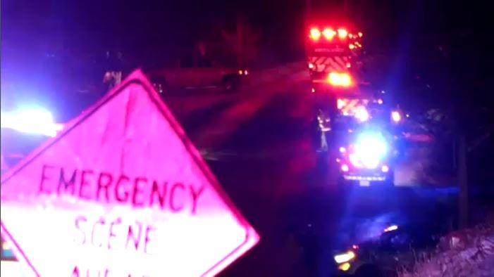 N.B. high school student dies in crash on Albert Mines Road
