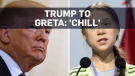 Greta Thunberg and Trump get into Twitter tit-for
