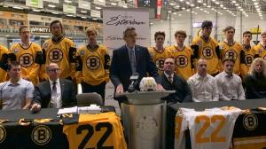 The Estevan Bruins will be hosting the 2022 Centennial Cup Junior A hockey championship (Marc Smith / CTV News Regina)