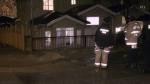 Burst water main causes serious flood damage