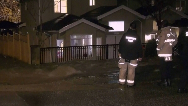 Burst water main causes serious flood damage