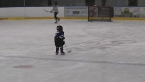 viral hockey video