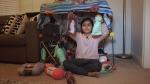 Burnaby girl sets standard for generosity