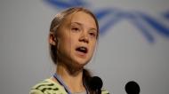 CTV National News: Greta ridicules Trump online