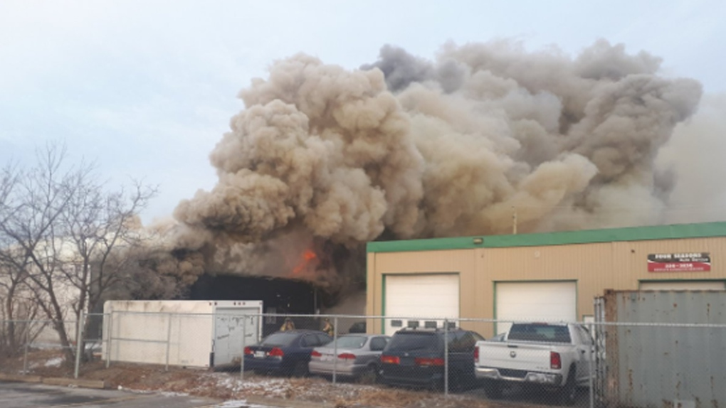 Fire at Splash Autocare