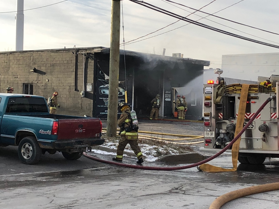 Splash Autocare fire