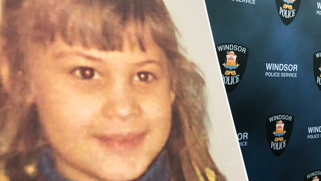 Windsor police solve decades-old murder of 6-year-old girl