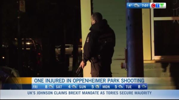 Oppenheimer park shooting