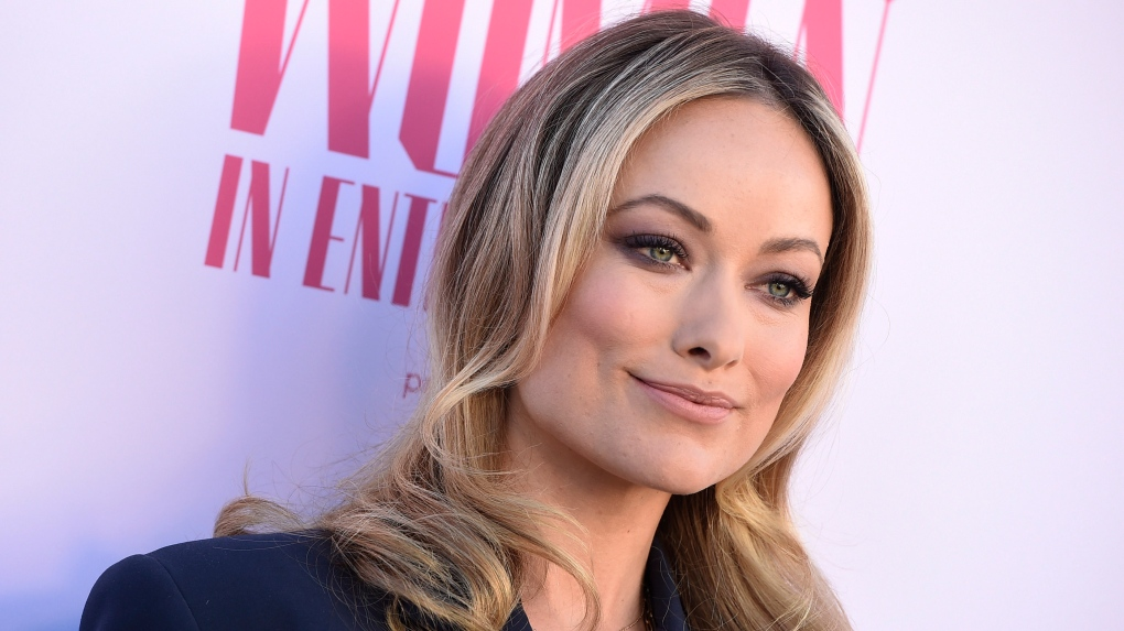 Olivia Wilde: Actress 'had no say' in controversial film Richard Jewell