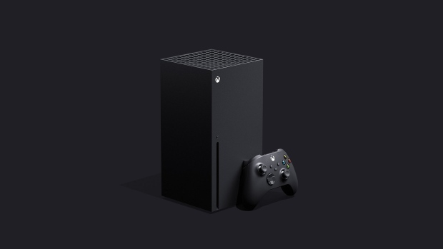 Microsoft has unveiled its next generation video game console: The Xbox Series X. (Microsoft)