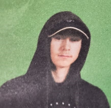 "Zander Jones is described as being 5'7"" tall and weighing about 110 pounds. He has short blonde hair and blue eyes. He was last seen wearing a black hoodie, jeans, black shoes and a black backpack."