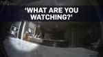 Man hacks home security camera, talks to girl