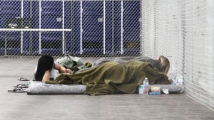 In this file photo, migrants are detained in a tented, air-conditioned cage at a Border Patrol detention facility in Tornillo, Texas, Thursday, Aug. 15, 2019. (AP Photo/Cedar Attanasio)