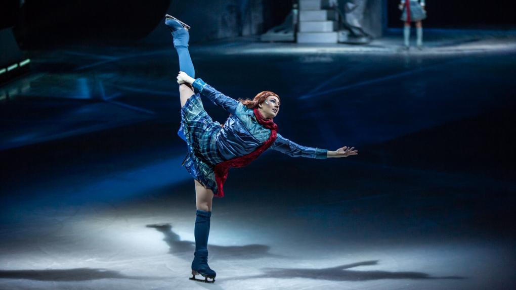 Cirque Du Soleil Crystal