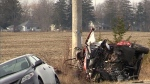 Fatal crashes in Elgin and Lambton counties