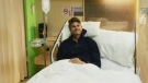 Tumour patient to take air ambulance from Thailand