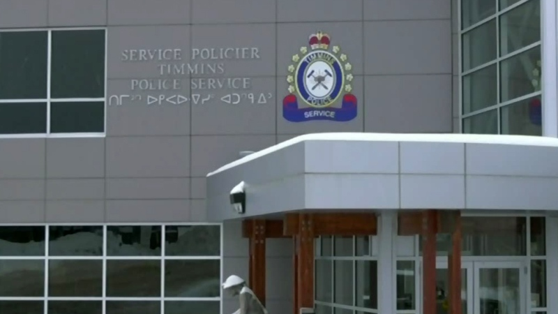 Timmins police officer suspended amid allegations