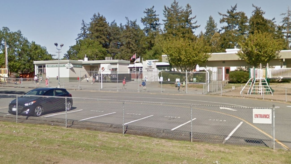North Saanich mother arrested for allegedly abducting son, injuring police in car chase