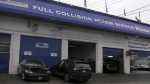 Hackers target collision repair giant