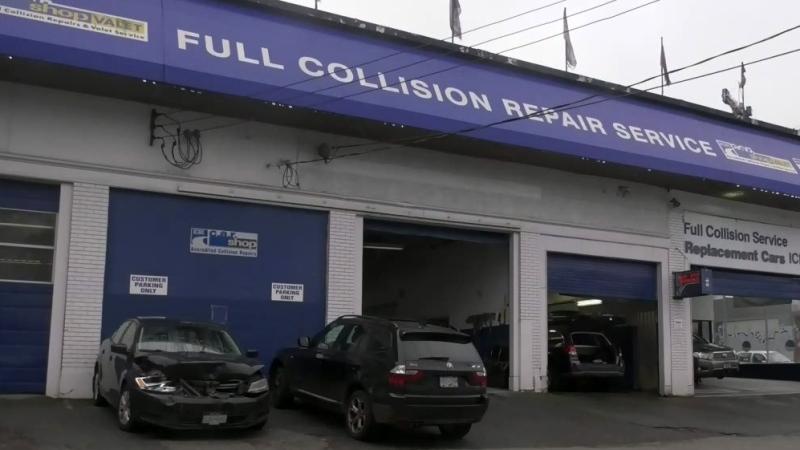 Hackers target collision repair giant
