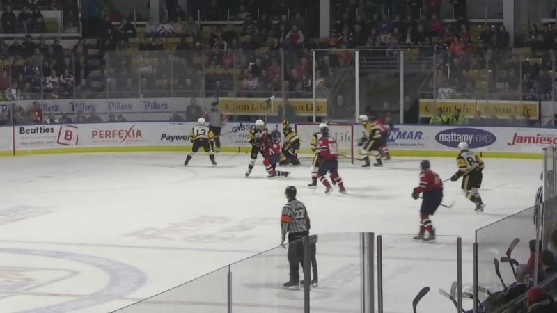 Kitchener Rangers win