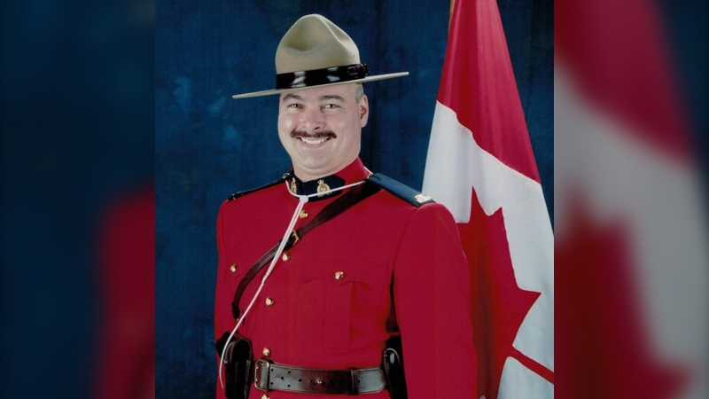 RCMP said Const. Allan Poapst was killed while driving along the Perimeter Highway near Winnipeg on Dec. 13, 2019. (Source: RCMP)