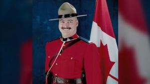 RCMP killed in crash