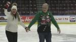 Dan Maloney Skating Party