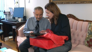 CTV National News: A reunion between generations