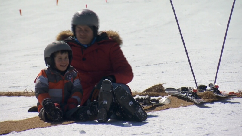 One of Quebec's only family-run ski hills celebrated 50 years in business as Ski Montcalm in Rawdon has a birthday.