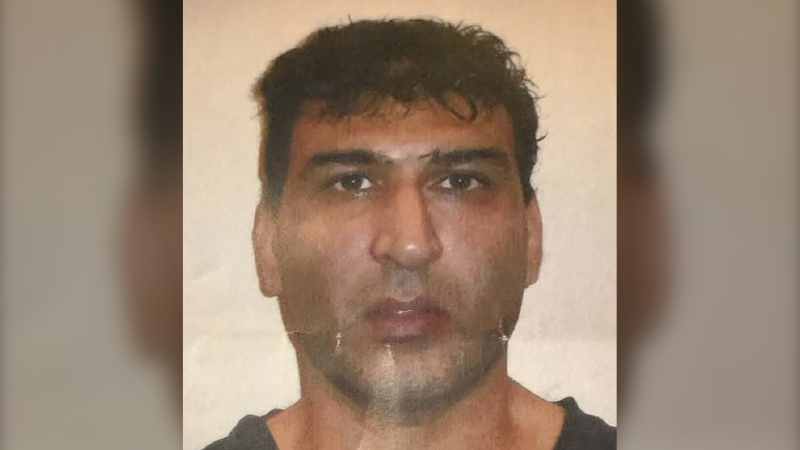 Police are searching for Sukhdev Singh Badyal, who went missing from Colony Farm Psychiatric Hospital on Dec. 14, 2019.