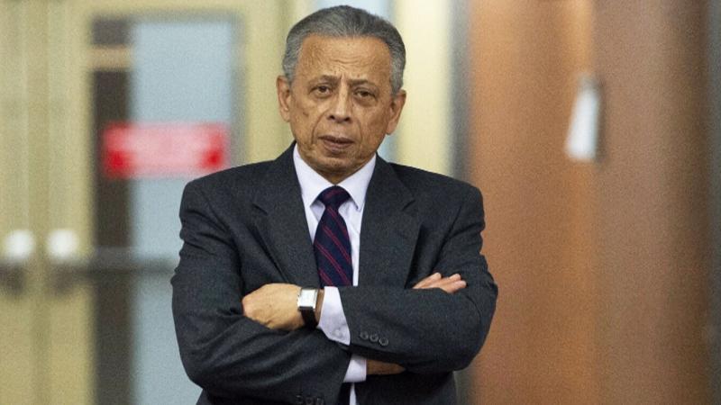Former SNC-Lavalin vice-president Sami Bebawi