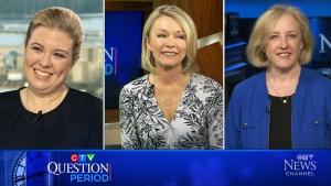 Conservative MPs Michelle Rempel Garner and Candice Bergen and former Conservative deputy leader Lisa Raitt discuss Scheer stepping down.