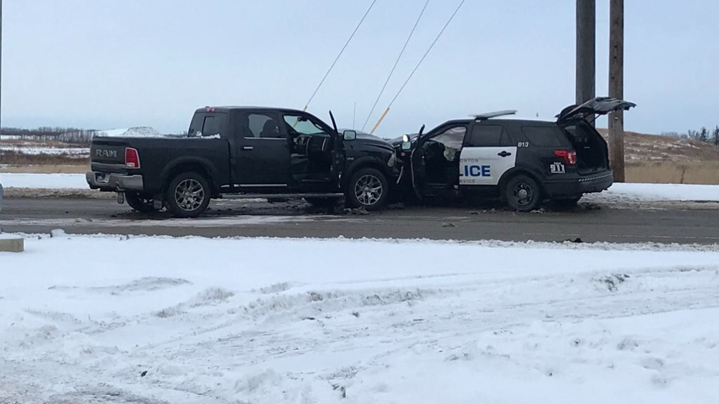 EPS, police, crash, Dec. 15, 2019