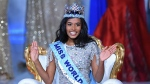 Jamaica's Toni-Ann Singh has been crowned Miss World. (Daniel Leal-Olivas/AFP/Getty Images via CNN)