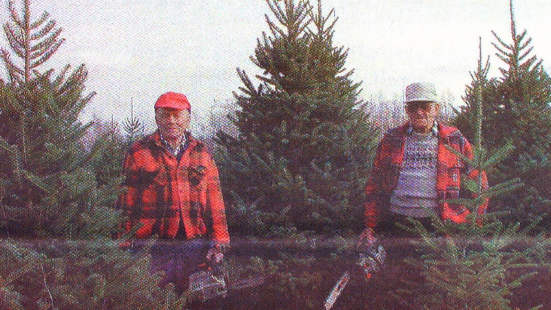 Nestled in the community of Oxford Station, just 70 kilometres outside of Ottawa, the Johnston Brothers Tree Farm has been a holiday stop for the likes of the Governor General, Prime Minister Justin Trudeau and the mayor of Ottawa.