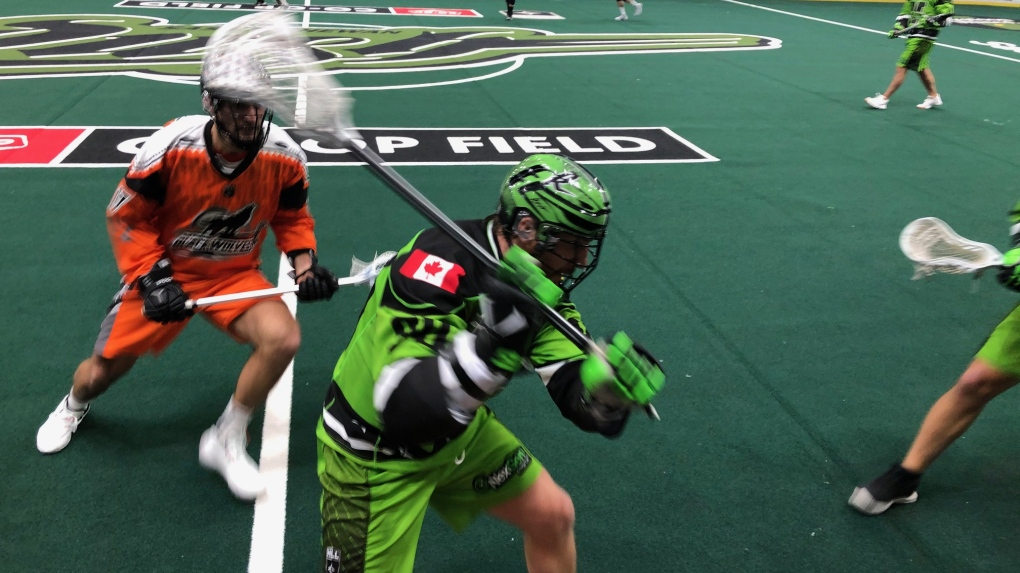 Rush drop home opener 12-8 to the Black Wolves