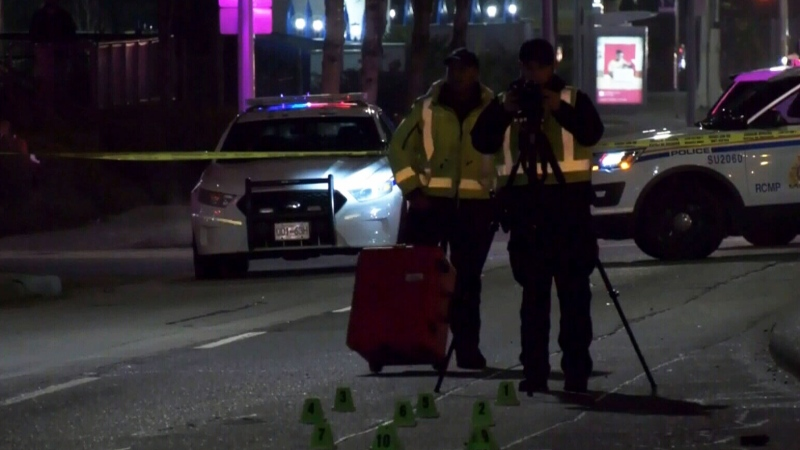 Pedestrian struck and killed in Surrey