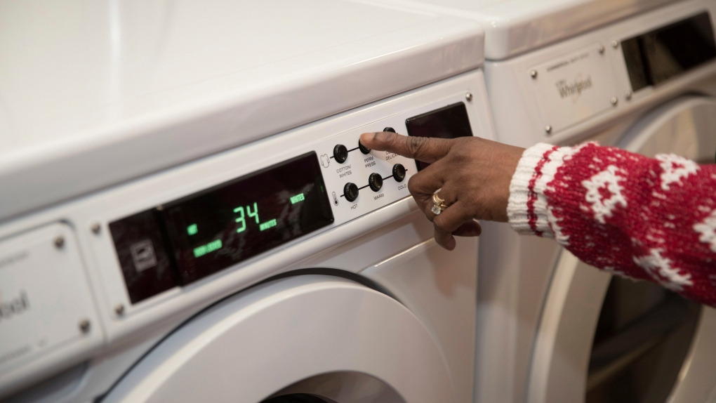 Your dirty underwear is contaminating your fresh laundry